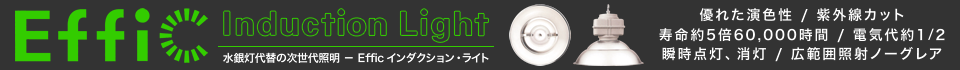 Efficインダクション・ライト